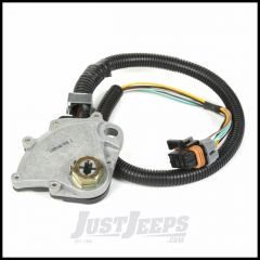 Omix-ADA Neutral Safety Switch For 1987-96 Jeep Cherokee XJ & 1993 Grand Cherokee ZJ With AW4 Automatic Transmission 17216.03