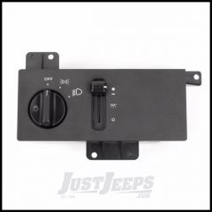 Omix-ADA Head Light Switch For 1996-98 Jeep Grand Cherokee ZJ without Fog Light or Automatic Head Light 17234.28