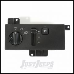 Omix-ADA Head Light Switch For 1996-98 Jeep Grand Cherokee ZJ With Fog Lights 17234.30