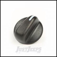 Omix-ADA Fan Speed Control Knob For 1997-98 Jeep Wrangler TJ 17903.05