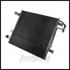 Omix-ADA Air Conditioning Condensor For 2007-12 Jeep Wrangler & Wrangler Unlimited JK With A Transmission Oil Cooler. 17950.12