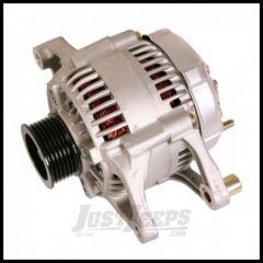 Omix-ADA Alternator 120 Amp For 1991-98 Jeep Cherokee XJ, Grand Cherokee ZJ, Wrangler YJ & TJ With 2.5ltr or 4.0ltr Engines 17225.22