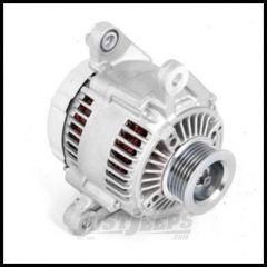Omix-ADA Replacement 117 Amp Alternator For 2000 Jeep Wrangler TJ With 4.0L 17225.26