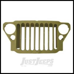 Omix-ADA Stamped 9 Slot Grille For 1941-45 Willys MB & Ford GPW 12021.99