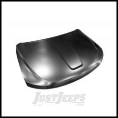 Omix-ADA Aluminum Replacement Hood For 2011-12 Jeep Grand Cherokee 12046.01