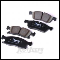 Omix-ADA Brake Pad Set Front For 2011-13 Jeep Grand Cherokee 16728.21