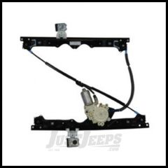 Omix-ADA Power Front Passenger Window Regulator For 2005 Jeep Grand Cherokee 11821.10