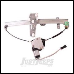 Omix-ADA Power Rear Passenger Window Regulator For 2001-04 Jeep Grand Cherokee WJ 11821.12