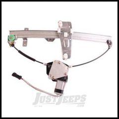 Omix-ADA Power Rear Drivers Window Regulator For 2001-04 Jeep Grand Cherokee WJ 11821.13