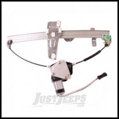 Omix-ADA Power Rear Passengers Window Regulator For 1999-00 Jeep Grand Cherokee 11821.24