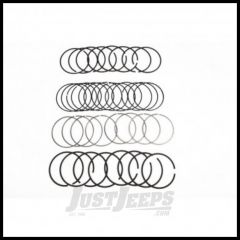 Omix-ADA Piston Ring Set 75mm Over For 1999-09 Jeep Grand Cherokee & Commander With 4.7L 17430.48