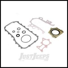 Omix-ADA Lower Engine Gasket Set For 2007-11 Jeep Wrangler & Wrangler Unlimited JK With 3.8L 17442.11