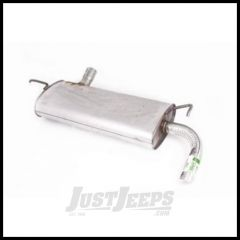 Omix-ADA Muffler For 2007-11 Jeep Wrangler JK 2 Door & Unlimited 4 Door Models With 3.8L 17609.30