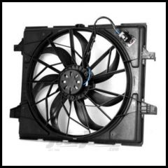 Omix-ADA Cooling Fan Assembly For 2011-12 Jeep Grand Cherokee WK 3.6L 17102.59