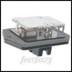 Omix-ADA Blower Motor Resistor For 2007-10 Jeep Wrangler JK & Wrangler JK Unlimited Models 17909.04
