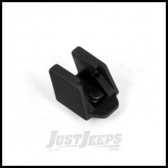 Omix-ADA Hood Catch Bracket Only One Side OE Style For 2007+ Jeep Wrangler & Wrangler Unlimited JK 11210.12