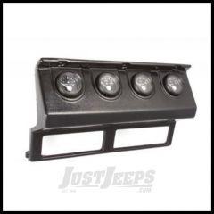 Omix-ADA Gauge Cluster Black Aftermarket For 1993-95 Jeep Wrangler YJ 17206.16