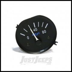 Omix-ADA Oil Pressure Gauge For 1987-91 Jeep Wrangler YJ 17210.16