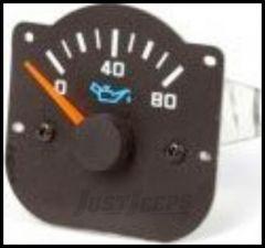 Omix-ADA Oil Pressure Gauge For 1992-95 Jeep Wrangler YJ 17210.17