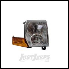 Omix-ADA Headlight Assembly Right (Passenger) For 2006-10 Jeep Commander 12402.28