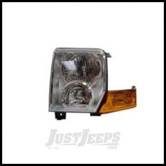 Omix-ADA Headlight Assembly Left (Driver) For 2006-10 Jeep Commander 12402.29