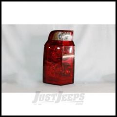 Omix-ADA Tail Light Assembly Driver For 2006-10 Jeep Commander 12403.41