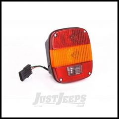 Omix-ADA Export Tail Light For 1987-95 Jeep Wrangler 12403.44