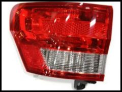 Omix-ADA Tail Light Left Side For 2011+ Jeep Grand Cherokee 12403.46