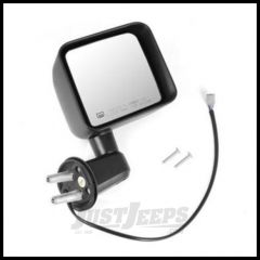 Omix-ADA Mirror Power Heated Right Side For 2011-13 Jeep Wrangler & Wrangler Unlimited JK 11002.24