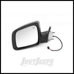 Omix-ADA Mirror Left Side With Heat For 2011-13 Jeep Grand Cherokee 12046.41