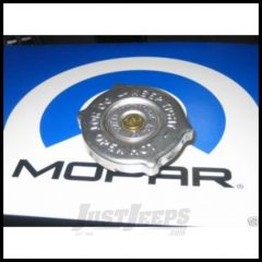 Omix-ADA Radiator Cap 16 lbs. Pressure For 1976-01 Jeep Models 52079880AA