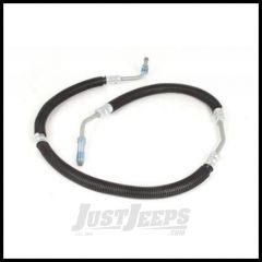 Omix-ADA Power Steering Pressure Hose For 2007-11 Jeep Wrangler & Wrangler Unlimited JK 18012.22