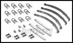 Omix-ADA Master Rebuilder Leaf Spring Kit For 1976-81 Jeep CJ Models 18290.04