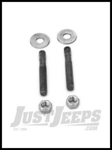 Omix-ADA Exhaust Manifold Downpipe Bolt & Nut Kit For Universal Applications OMIX-HW2