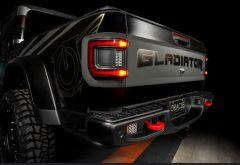 Oracle Lighting Flush Mount LED Tail Lights for 20+ Jeep Gladiator JT 5882-504