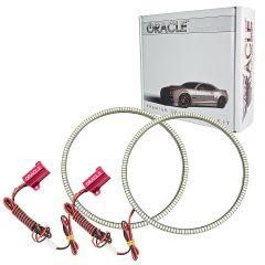 Oracle Lighting Waterproof LED Headlight Halo Kit for 07-18 Jeep Wrangler JK, JKU 3943-