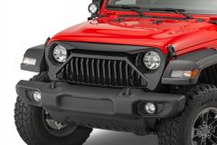 Overtread Wildcat Front Grille for 18+ Jeep Wrangler JL & 20+ Gladiator JT 19030