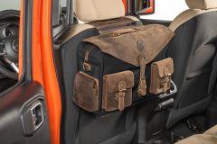 Overland Outfitters Grab-N-Go Sherpa Messenger Bag for 07-20+ Jeep Wrangler JK/JL and Gladiator JT 3017-