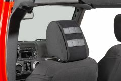 Overland Outfitters HD MOLLE Headrest Covers for 07-18 Jeep Wrangler JK, JKU 3023B
