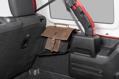 Overland Outfitters Sherpa Saddle Bag Pair for 18+ Jeep Wrangler JL, JLU 3025-