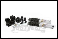 "Daystar 3"" Lift Kit With Scorpion Shocks For 2007-18 Jeep Wrangler JK 2 Door & Unlimited 4 Door Models KJ09153BK"