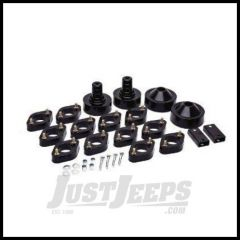 Daystar 2.75'' Lift Kit For 2007-18 Jeep Wrangler JK 2 Door & Unlimited 4 Door Models KJ09143BK