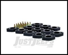 "Daystar 1"" Body Lift For 2007-18 Jeep Wrangler JK 2 Door & Unlimited 4 Door Models With Automatic transmission KJ04520BK"