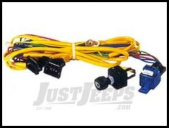 HELLA Rallye 4000 Series Wiring Harness For 2 Lamps  148541001