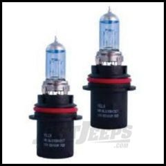 HELLA High Performance Xenon Blue Bulbs Twin Pack - HB1 9004 For 1993-98 Jeep Grand Cherokee ZJ Models H83155222