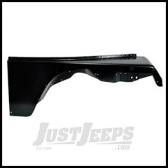 CC Replacement Steel Passenger Side Fender for 87-95 Jeep YJ CH1241124C