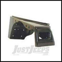 CC Replacement Steel Passenger Side Fender for 97-06 Jeep Wrangler TJ and Unlimited CH1241225V