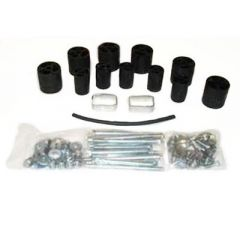 """DAYSTAR 3"""" Body Lift For 1987-95 Jeep Wrangler YJ With Manual Transmission PA933"""