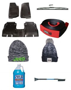 Just Jeeps Winter Package for 18+ Jeep Wrangler JLU