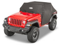 Quadratec Softbond 5-Layer Cab Cover for 18+ Jeep Wrangler JL 2-Door 11081.3021